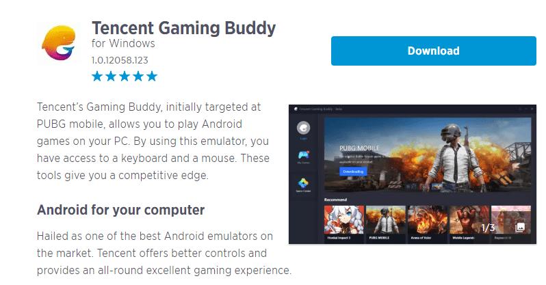 كيفية تشغيل لعبة ببجي على الكمبيوتر