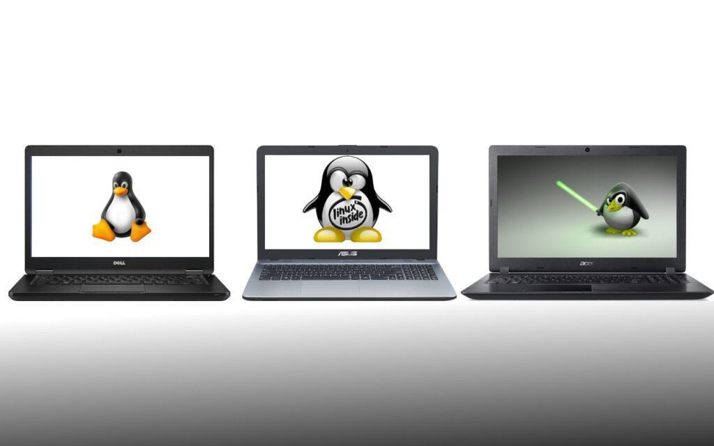 نظام تشغيل للكمبيوتر linux