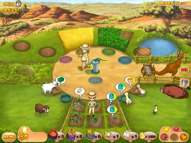 تحميل لعبة Farm Mania 3 كاملة للكمبيوتر