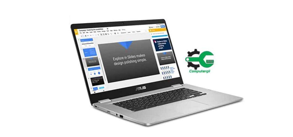 ASUS Chromebook لابتوب - كمبيوترجي