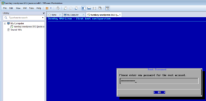 تشغيل TurnKey ضمن Vmware