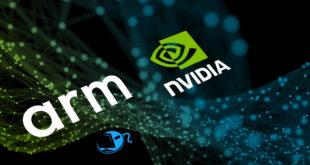 شركة Nvidia تضمّ ARM مقابل 40 مليار دولار
