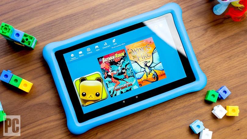 أفضل تابلت للاطفال - Amazon Fire HD 10 Kids Edition