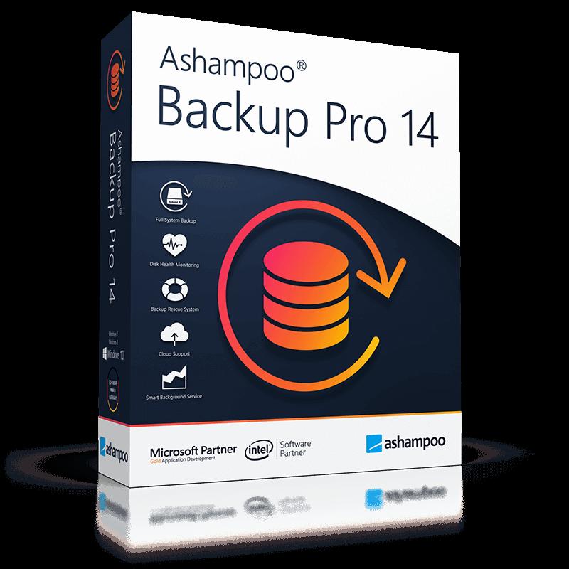 Ashampoo Backup Pro 14t