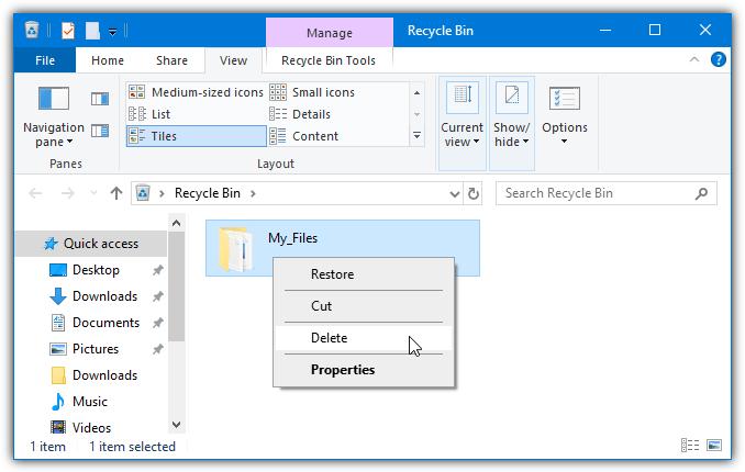 كيفية مسح الملفات بشكل نهائي من جذورها دون إمكانية استرجاعها مرة أخرى