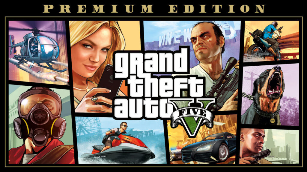 GTA V & GTA Online
