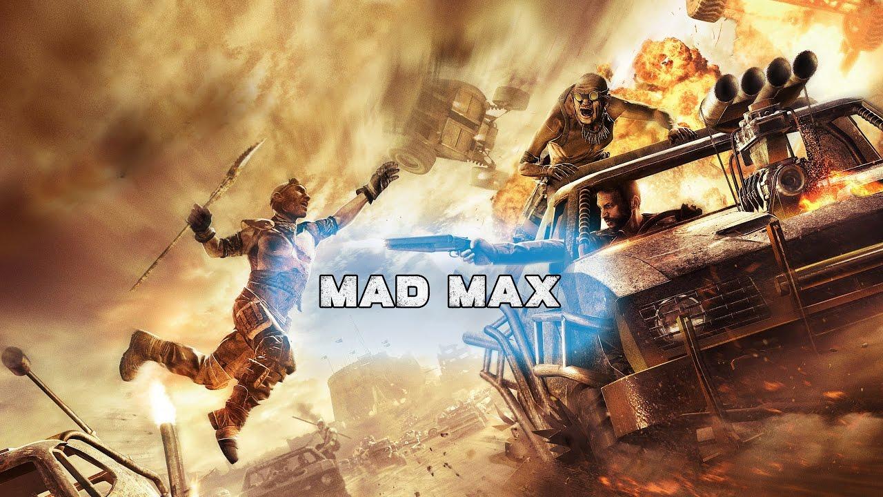 ألعاب ماك - Mad Max