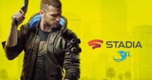 لعبة Cyberpunk 2077 ستكون متاحةً على Stadia عند الإطلاق