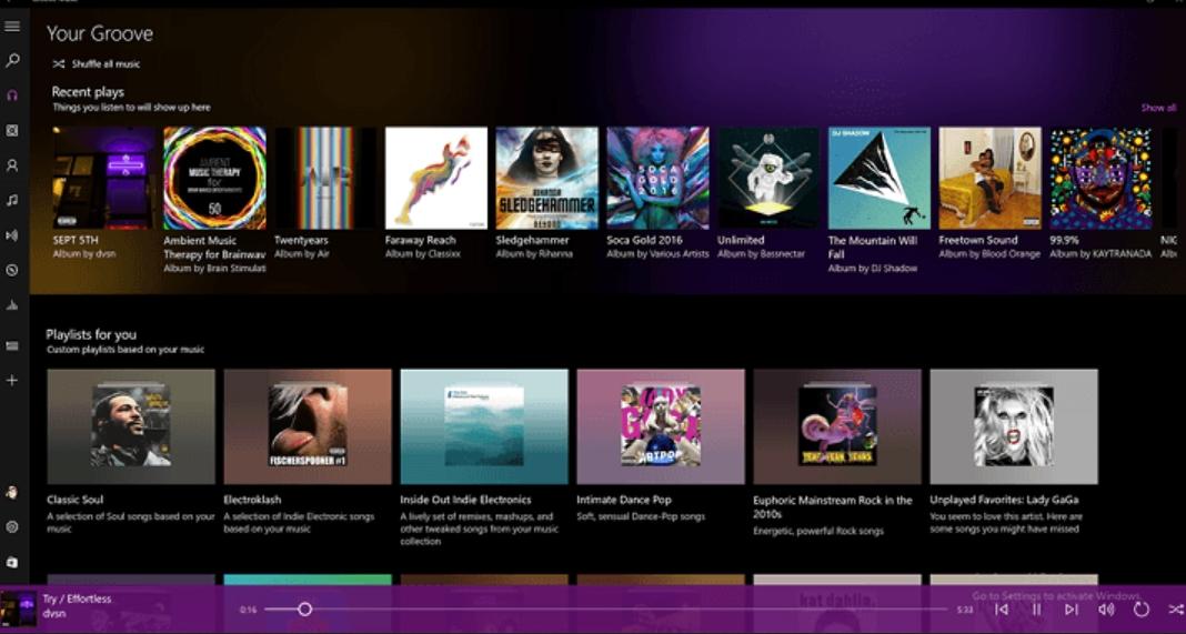 أفضل تطبيقات تشغيل الموسيقى والصوتيات لويندوز دون إتصال بالإنترنت في 2020