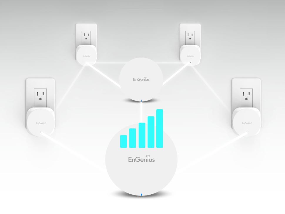 توسيع نطاق الواي فاي - Mesh Wi-Fi