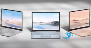 مايكروسوفت تعلن عن الحاسب المحمول Surface Laptop Go الجديد