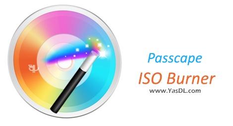 برامج حرق الويندوز على الفلاشة - Passcape ISO Burner