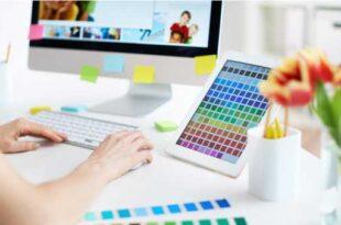 برامج تصميم مواقع الويب