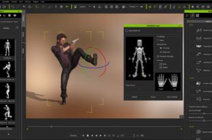 برنامج رسوم متحركة ثلاثية الأبعاد