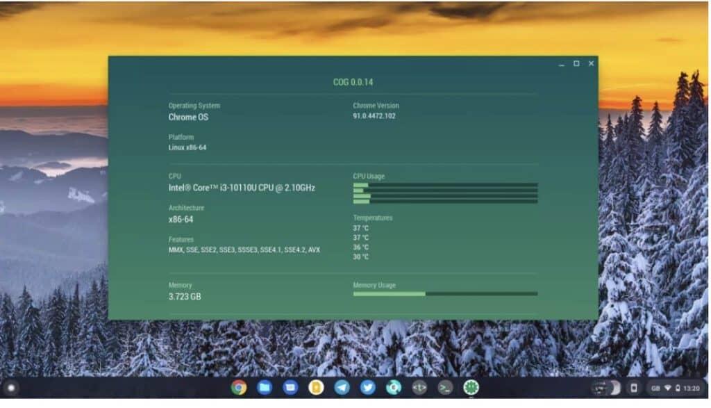 كيفية استخدام ذاكرة الوصول العشوائية أقل على لاب توب Chromebook