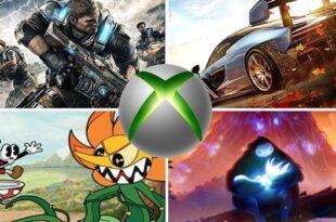 أفضل ألعاب Xbox