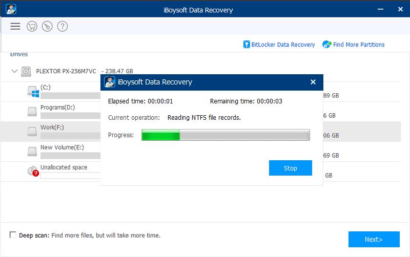 برنامج استعادة الملفات المحذوفة للكمبيوتر